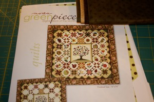 Greepiece by Moda Fabrics