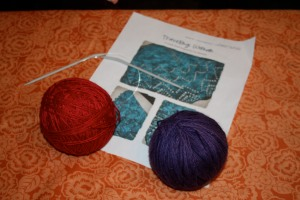 Yarn choices for TwitKAL