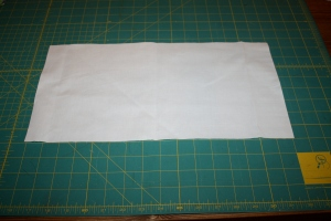 Background fabric for applique.