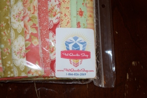 Moda's Fresh Cottons by Fig Tree from Fat Quarter Shop