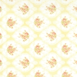 Moda Fresh Cottons Chantilly Cream Medallions