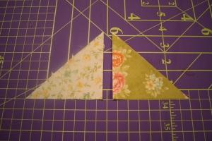 Summer Star Sampler Fabric Block Four
